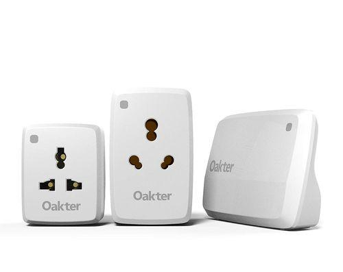 Oakter Basic smart home automation Kit - smart plug set india - geeky gadgets, smart gadgets for home india