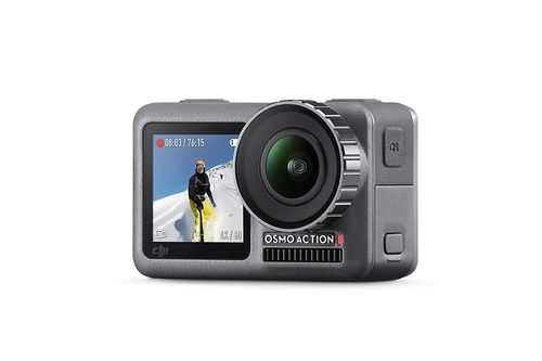 DJI Osmo Action Cam Digital Camera with 2 displays