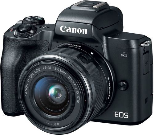 best canon mirrorless camera price in india under 50000 inr